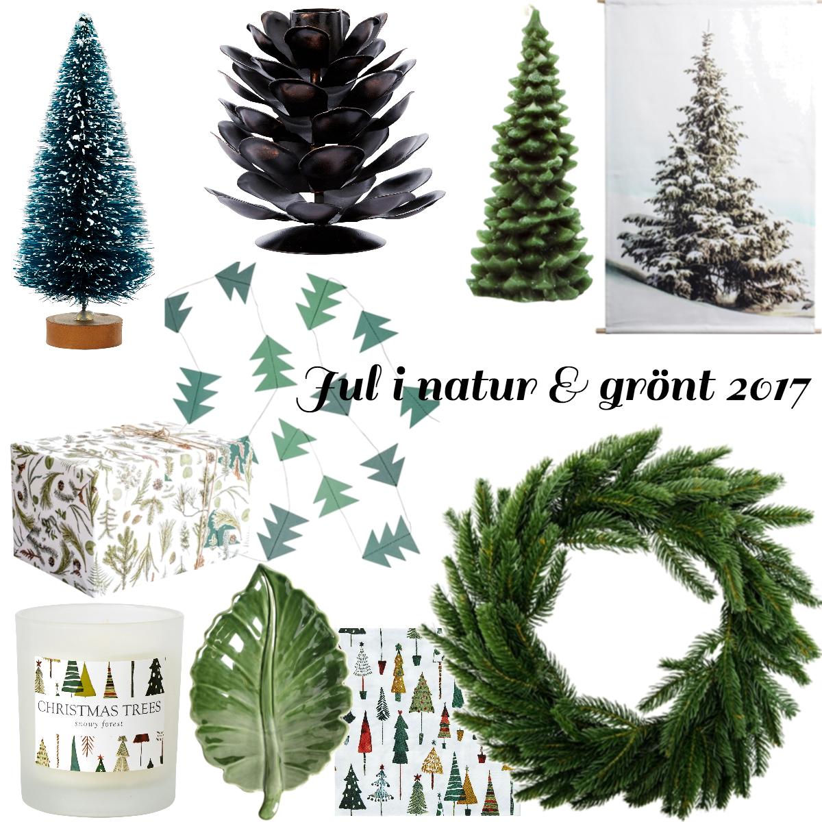 Jul i Natur & grönt 2017